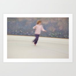 Move 2 Art Print