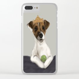 Queen Mabel Clear iPhone Case