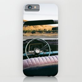 Fear and Loathing II iPhone Case