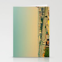budapest Stationery Cards featuring Budapest, Hungary  by Arevik Martirosyan