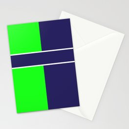 Team Colors...... 6 Lime green /navy Stationery Cards