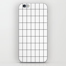 City Grid iPhone Skin