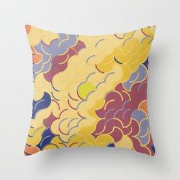 Abstract Geometric Artwork 84 Throw Pillow