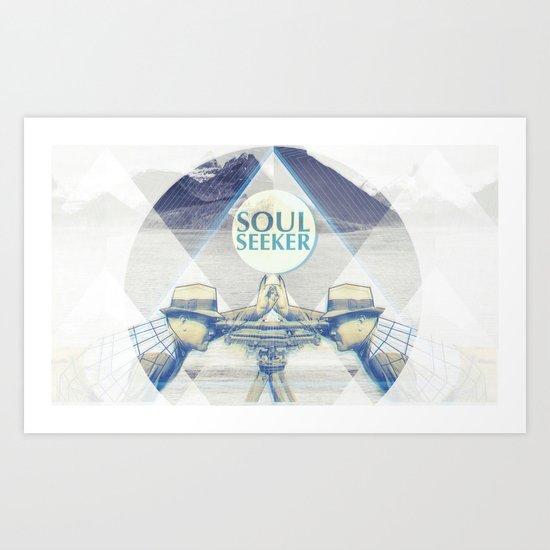 Soul Seeker Art Print