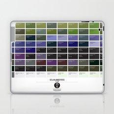 PANTONE glossary - Iceland - Seljalandsfoss Laptop & iPad Skin