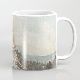 Nevada Falls Yosemite Coffee Mug