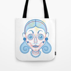 A Rare Girl Tote Bag