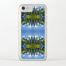 Cypress Clear iPhone Case