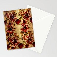 Sketchbook Floral Stationery Cards