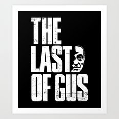 The Last of Gus Art Print