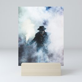 Smoke Out Mini Art Print