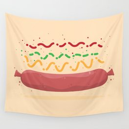 Hat Dag! Wall Tapestry