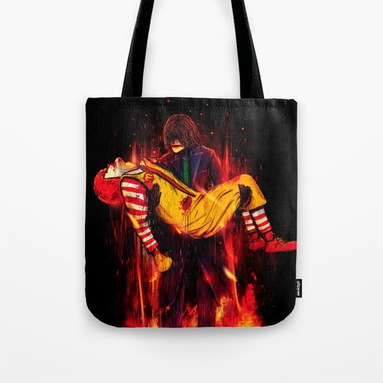 This Is Not a Joke! Tote Bag