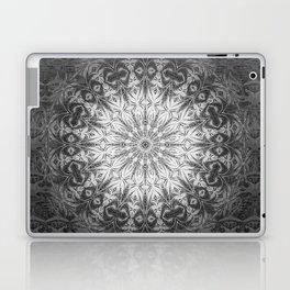 Gothic Lace Mandala Laptop & iPad Skin