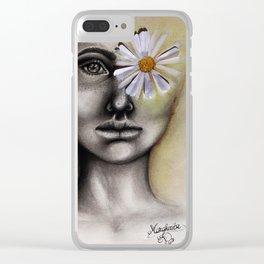 ● Margherita ● Clear iPhone Case