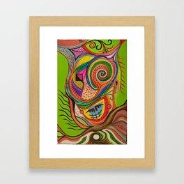 Jokers Wild Framed Art Print