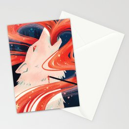 Dire Wolf Stationery Cards