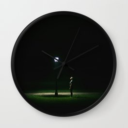 Attraction Wall Clock