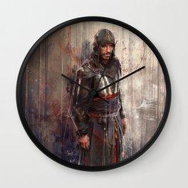 Callum Lynch Wall Clock
