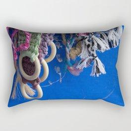 Chefchaouen Details III Rectangular Pillow