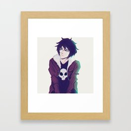 Nico Di Angelo Framed Art Print