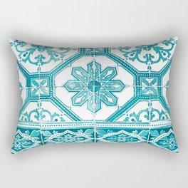 Portuguese tiles,  Rectangular Pillow
