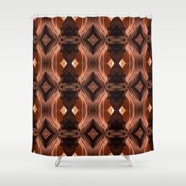 WarmedEarthBlend Shower Curtain