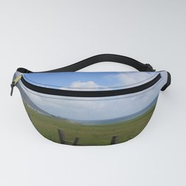 Cloud Watching Fanny Pack