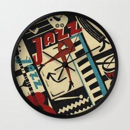 Jazzz Wall Clock