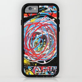 Universo iPhone Case