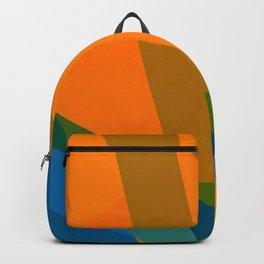 Orangeblue Backpack