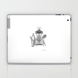 Tribal Warrior Laptop & iPad Skin