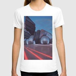 AREA REDCODE EGFXF25 T-shirt