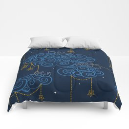 Nautical Skies Comforters
