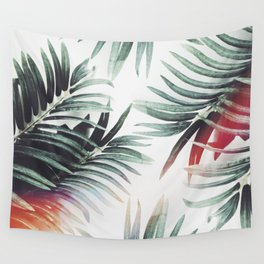 Vintage plants Wall Tapestry