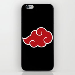 Akatsuki iPhone Skin