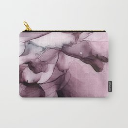 Plum Crazy Carry-All Pouch