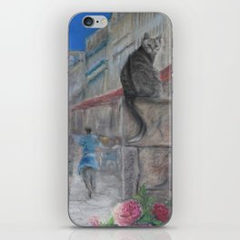 His Part of the Story iPhone Skin