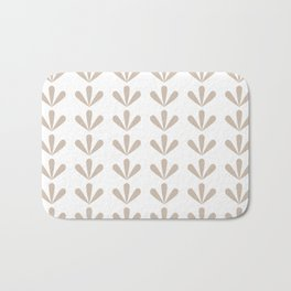 Nefrit (White) Bath Mat