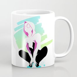 SpiderGwen Coffee Mug