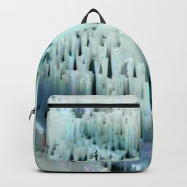 White Landscape / Snow Backpack