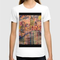 minneapolis T-shirts featuring Minneapolis  by Kali Koltz