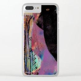 KALI. GODDESS OF DESTRUCTION Clear iPhone Case