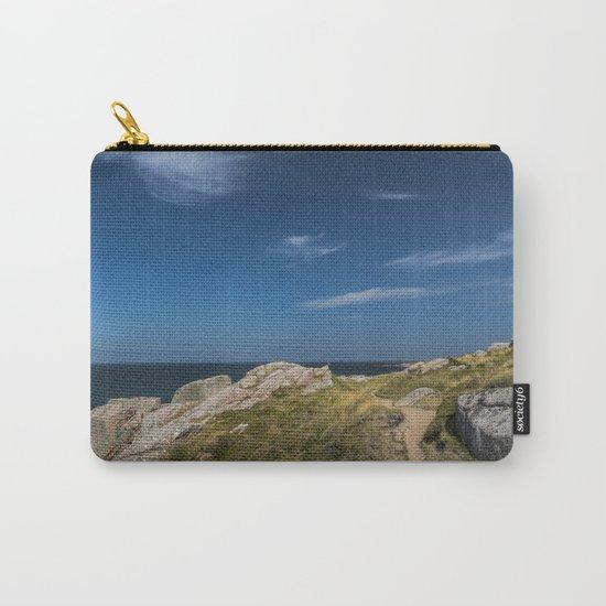 The trail  - Beach Sea Ocean Island Denmark Summer Carry-All Pouch