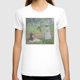 In the Woods at Giverny T-shirt
