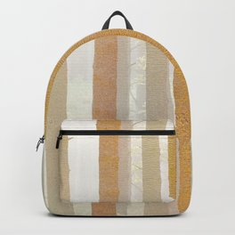 Golden Winter Forest 2 Backpack