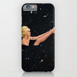 Space Bath iPhone Case
