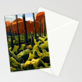 Paul Nash New World Stationery Cards