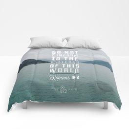 Romans 12:2 Comforters