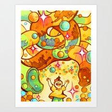 Utopia Art Print